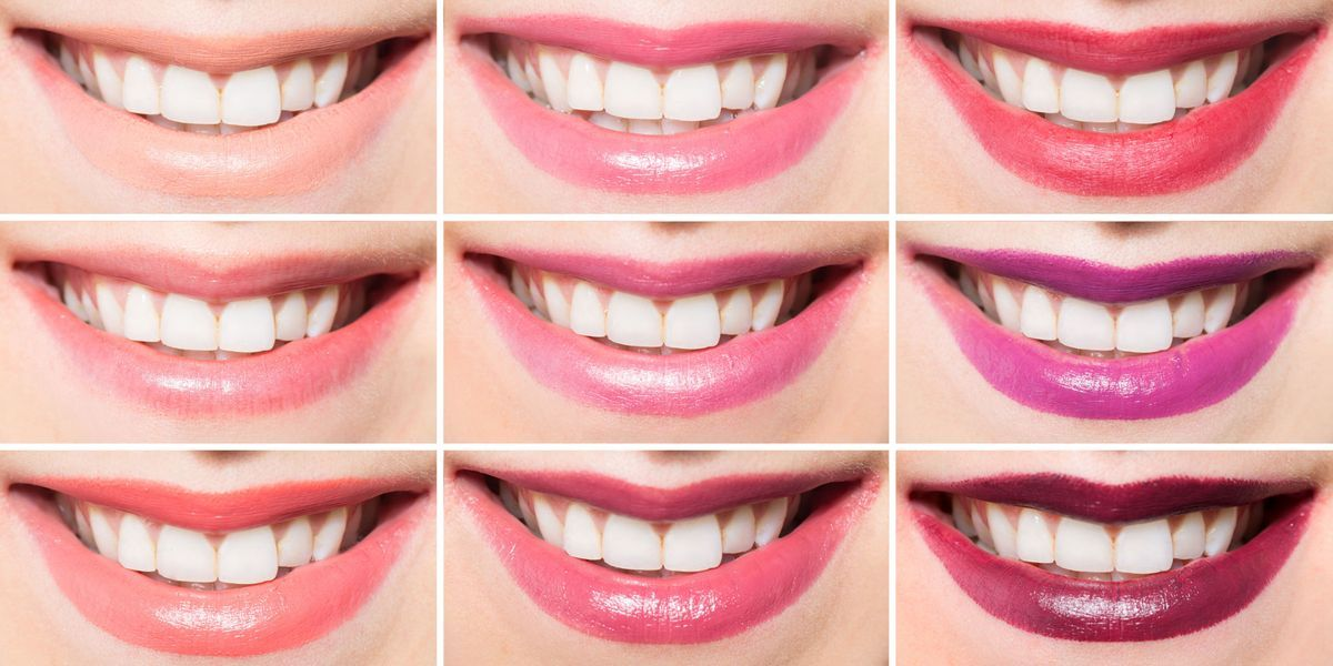 Photo of Lipstick Colors That Make Your Teeth Look Whiter