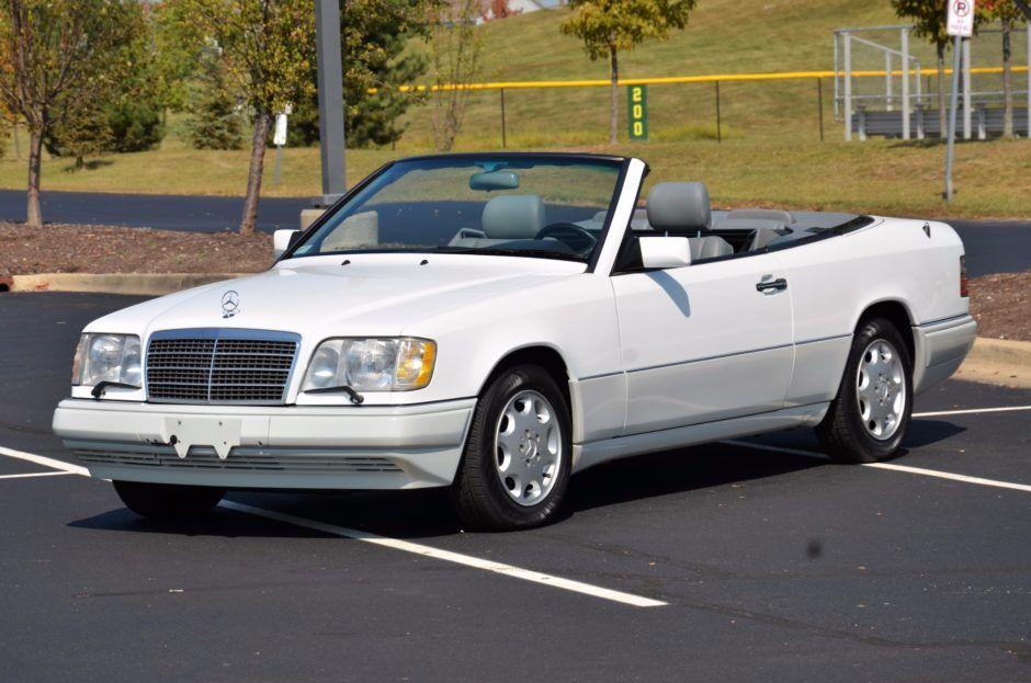 1994 mercedes benz e320 cabriolet benz cabriolets mercedes benz 1994 mercedes benz e320 cabriolet