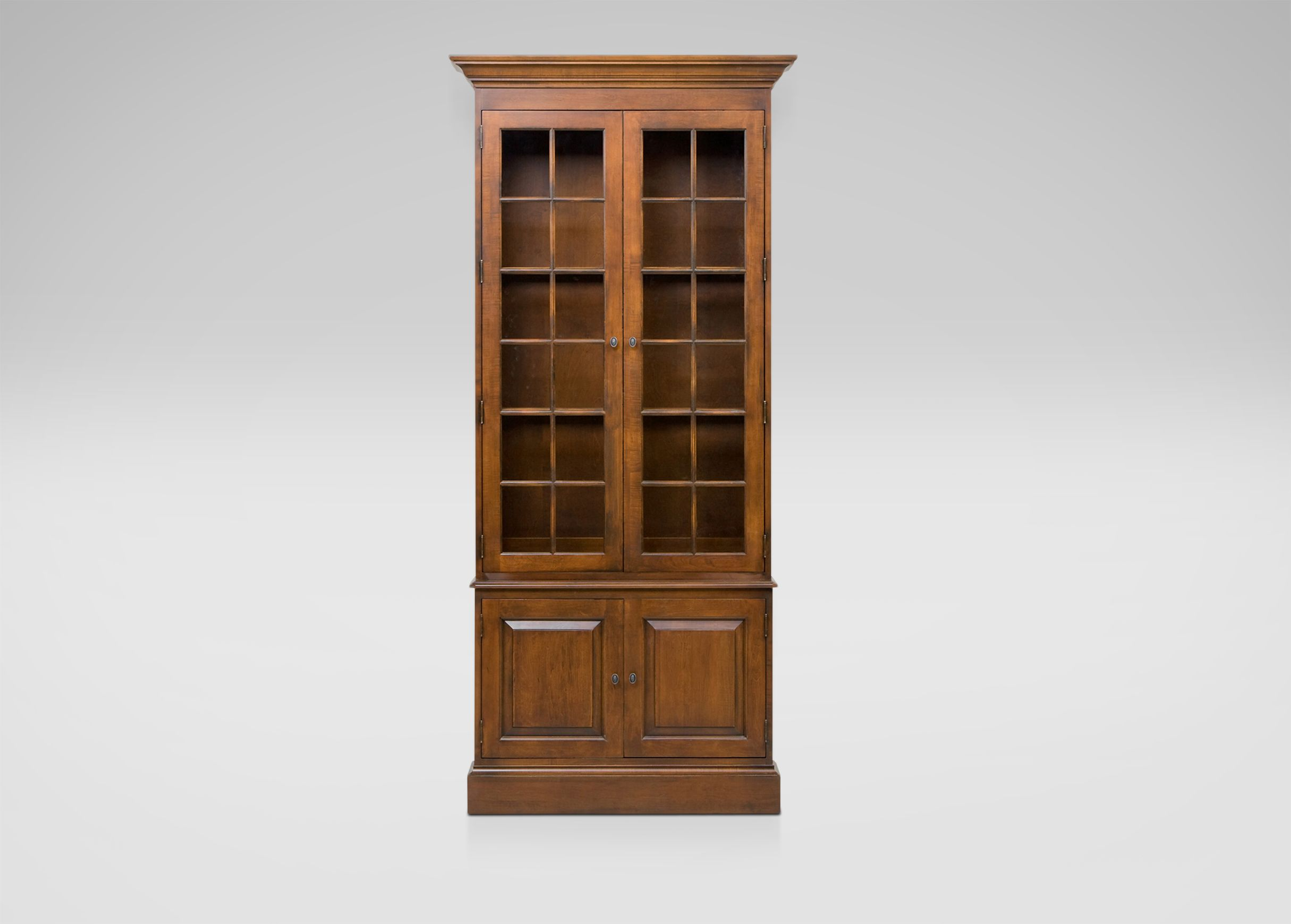 us shop en room brass allen furniture images pier bookcases null living ethan display cabinet benton di storage