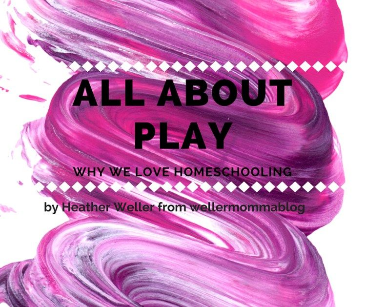 All About Play | They Call Me Blessed