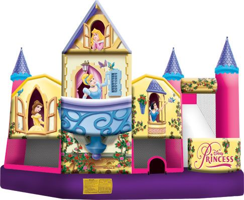 Disney princess 3D 5in 1 combo what a beautiful unit this is i