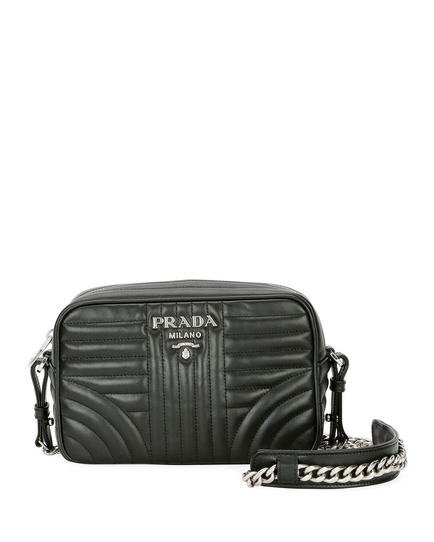 123c623e621f Prada Diagramme Camera Bag in 2019   my style   Bags, Prada, Handbag ...