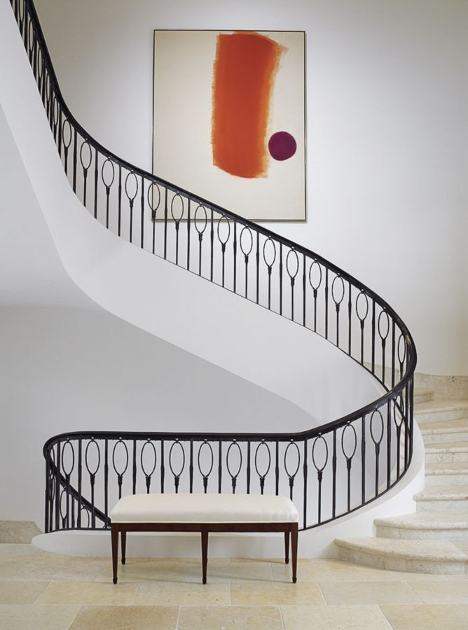 Best This Stunning Curving Staircase Was Completed By Belt 400 x 300