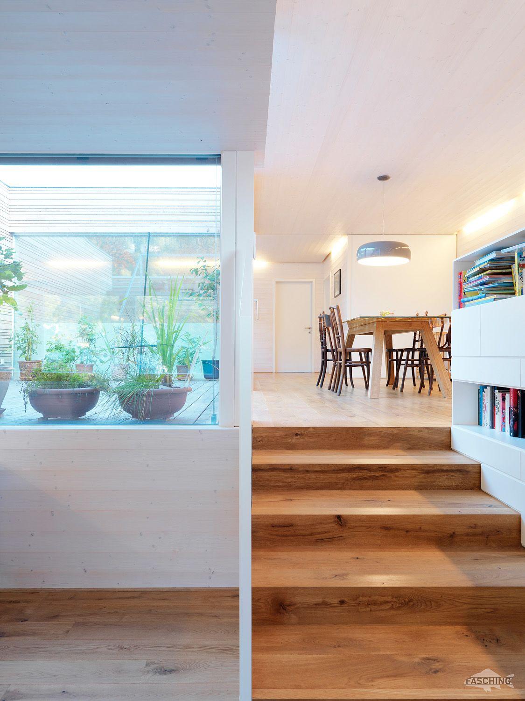 Nachhaltig Wohnen, Haus in Kennelbach, Vorarlberg, Architekturfotografie für Stefan Schweighofer, Hof 437, Andelsbuch