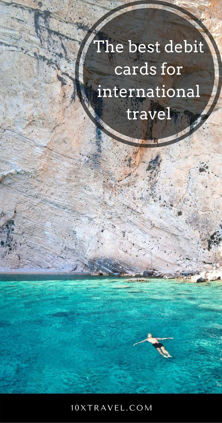 the best debit cards for international travel 10xtravelcom travel stuff - Best Debit Card For International Travel