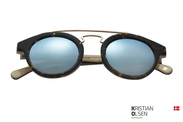 60a5f06d93138 Kristian Olsen – Jorn Demi Beige – Kristian Olsen Eyewear