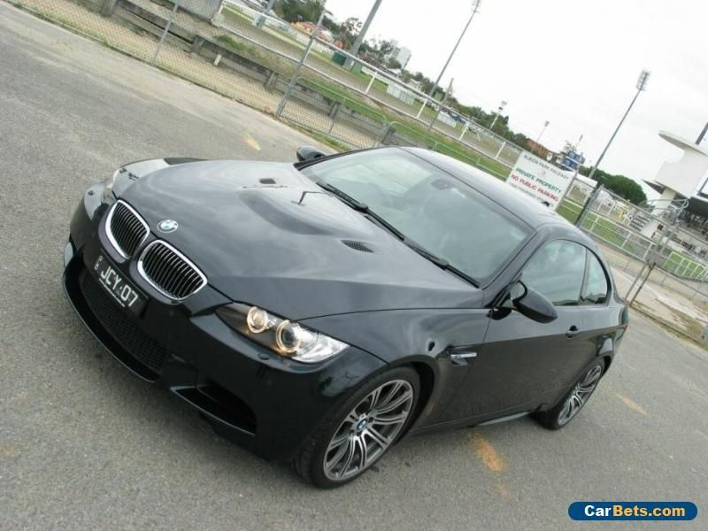 BMW M E Black Manual Sp Manual Coupe Bmw M Forsale - 2008 bmw m3 coupe for sale