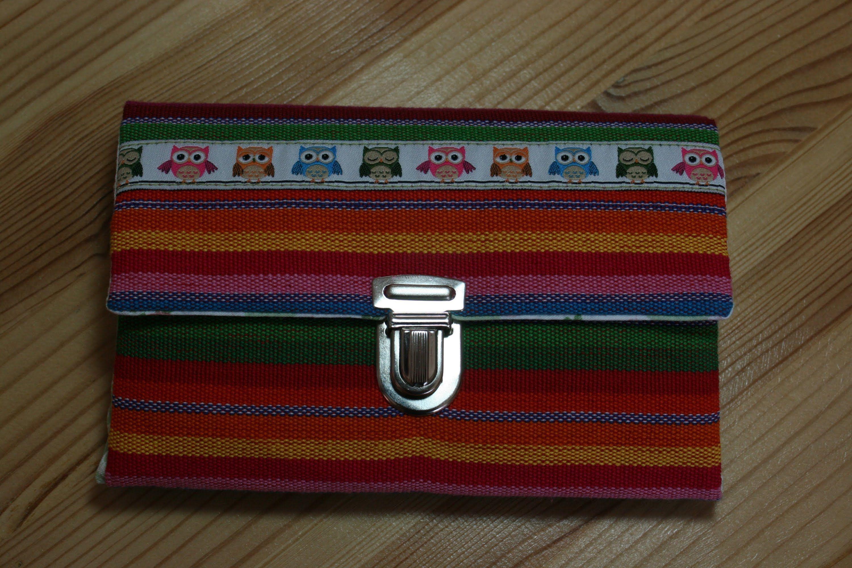 Portemonnaie Wildspitz von Farbenmix nähen | Taschen | Pinterest ...