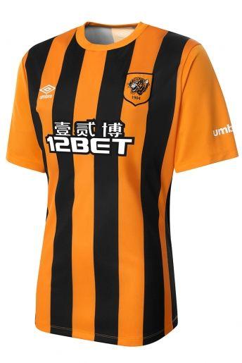 Hull City Home Shirt 14 15 Umbro  b7351d575