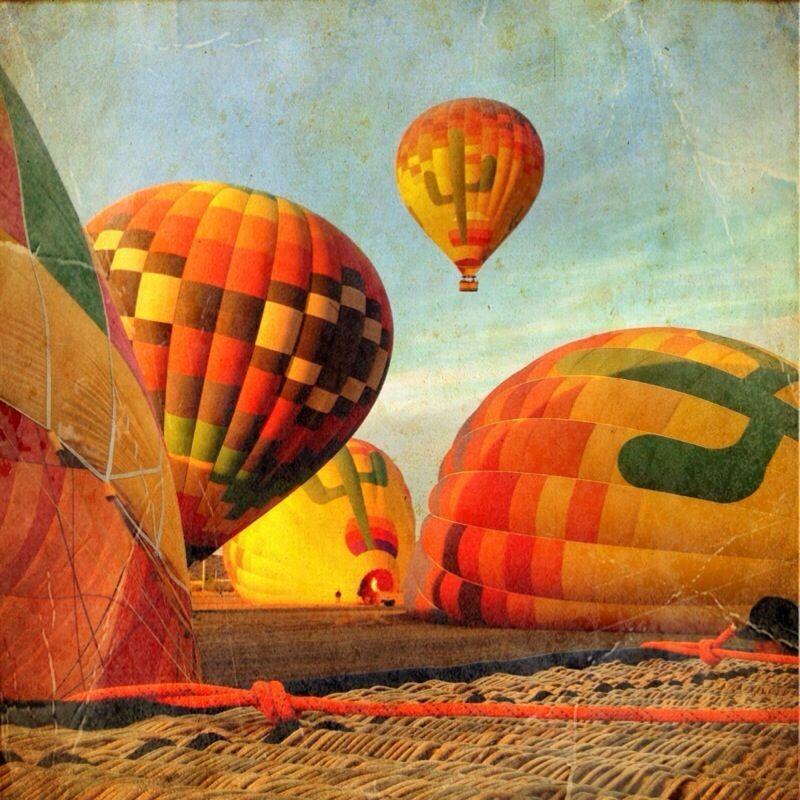Lift - Stephen Whipple  Hot Air Baloons