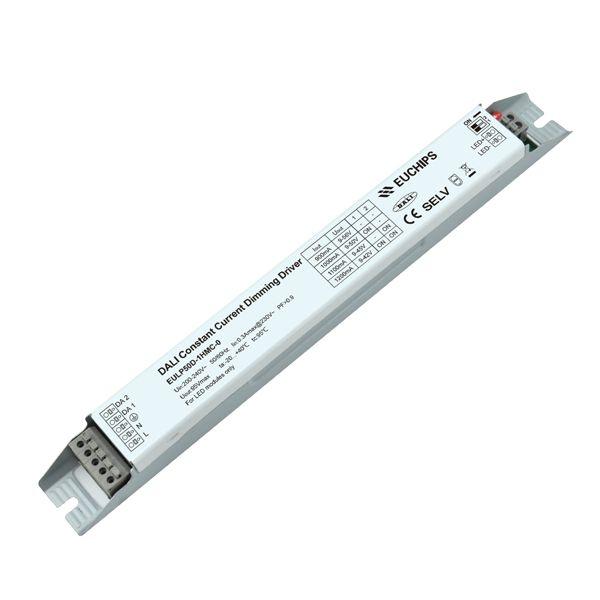 900/1000/1100/1200mA 1 channel DALI constant current led