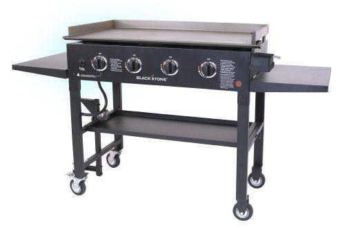 Blackstone 36 inch Gas Griddle Cooking Station Blackstone http://www.amazon.com/Blackstone-inch-Griddle-Cooking-Station/dp/B00DYN0438/ref=sr_1_38?m=A29SKDSPISVLLR&s=merchant-items&ie=UTF8&qid=1427943682&sr=1-38