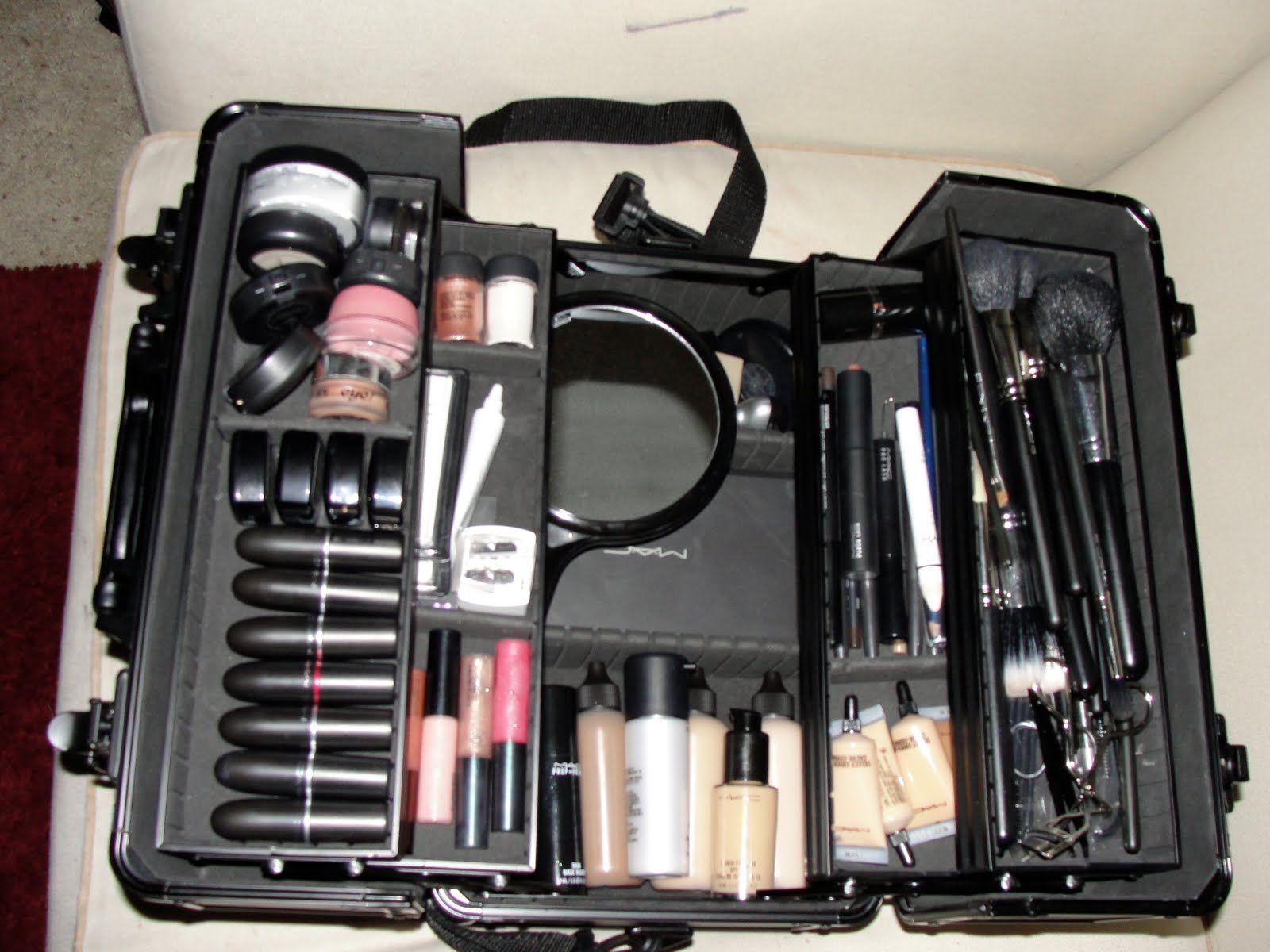 Image detail for -Live.Love.MakeUp...: Mac Pro Student Color/Tool Kit