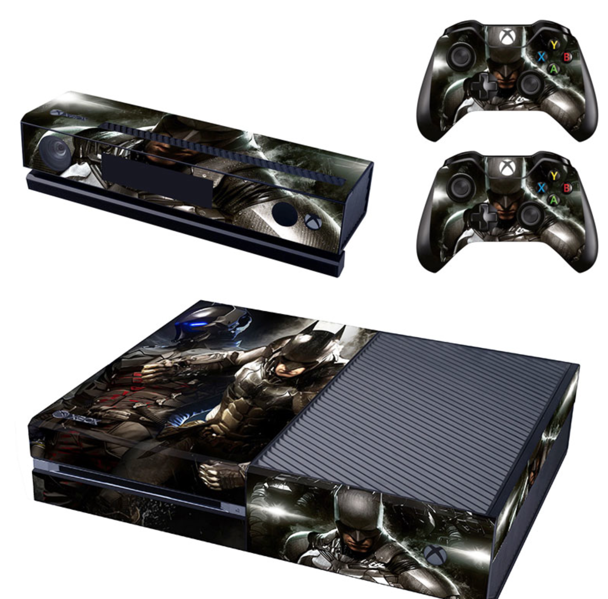 Video Games & Consoles Detroit Lions Nfl Xbox One Kinect 2 Controllers Skin Vinyl Sticker Decals Covers Crazy Price