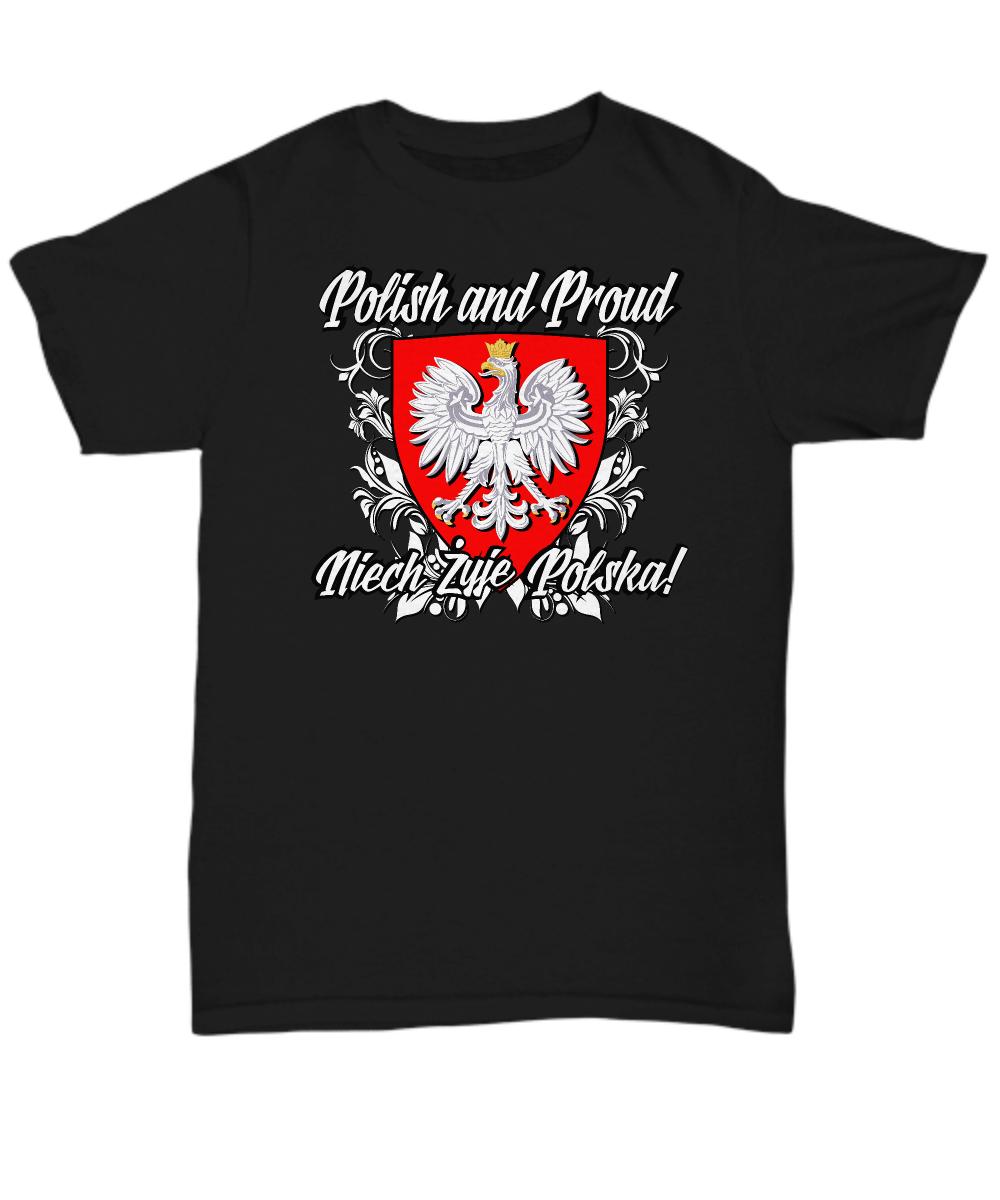 7f3a32746 Polish and Proud - Niech żyje Polska | Products | Mens tops, Polish ...