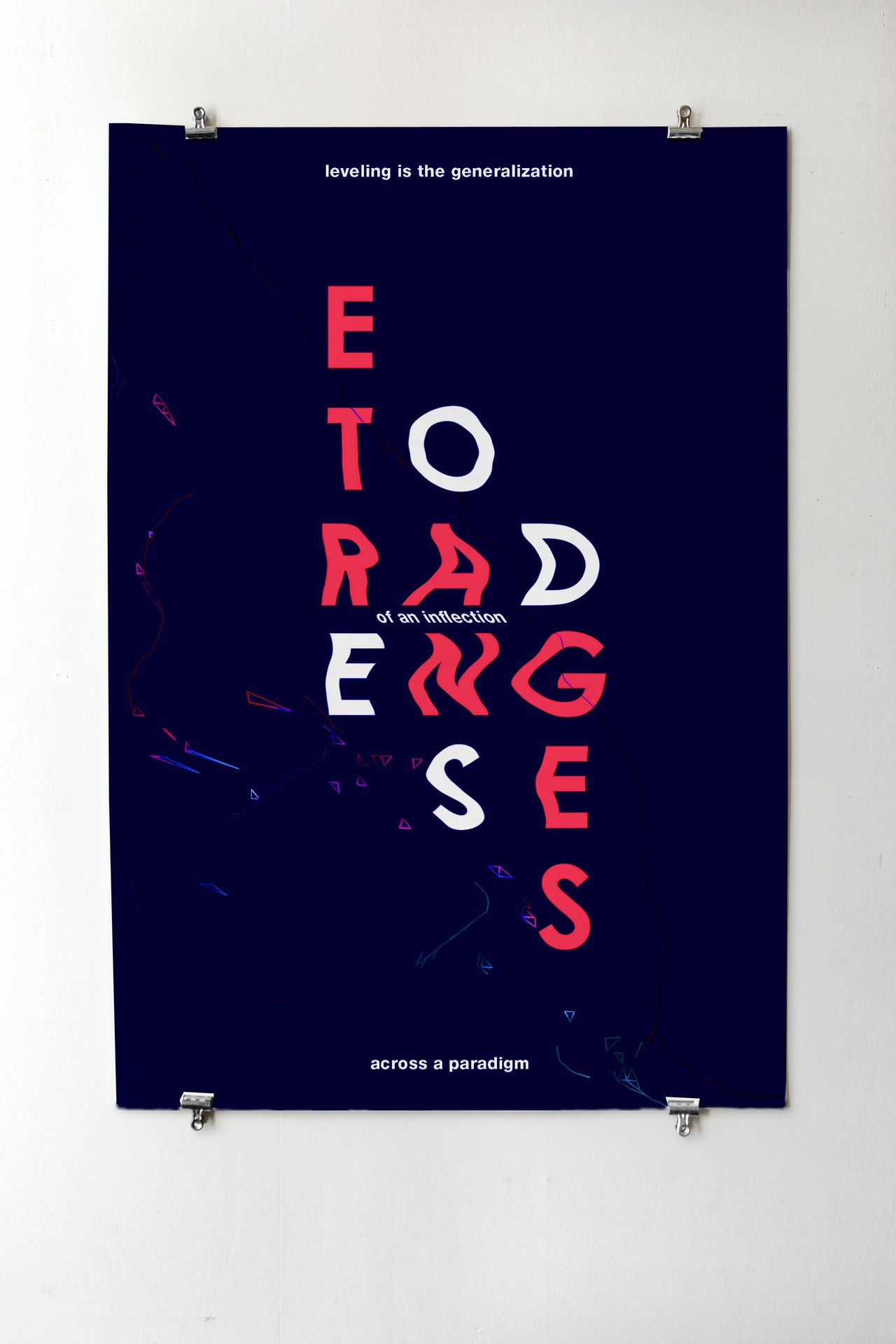 25 Creative Poster Design Inspiration - youandsaturation ... for Creative Poster Designs Inspiration  35fsj