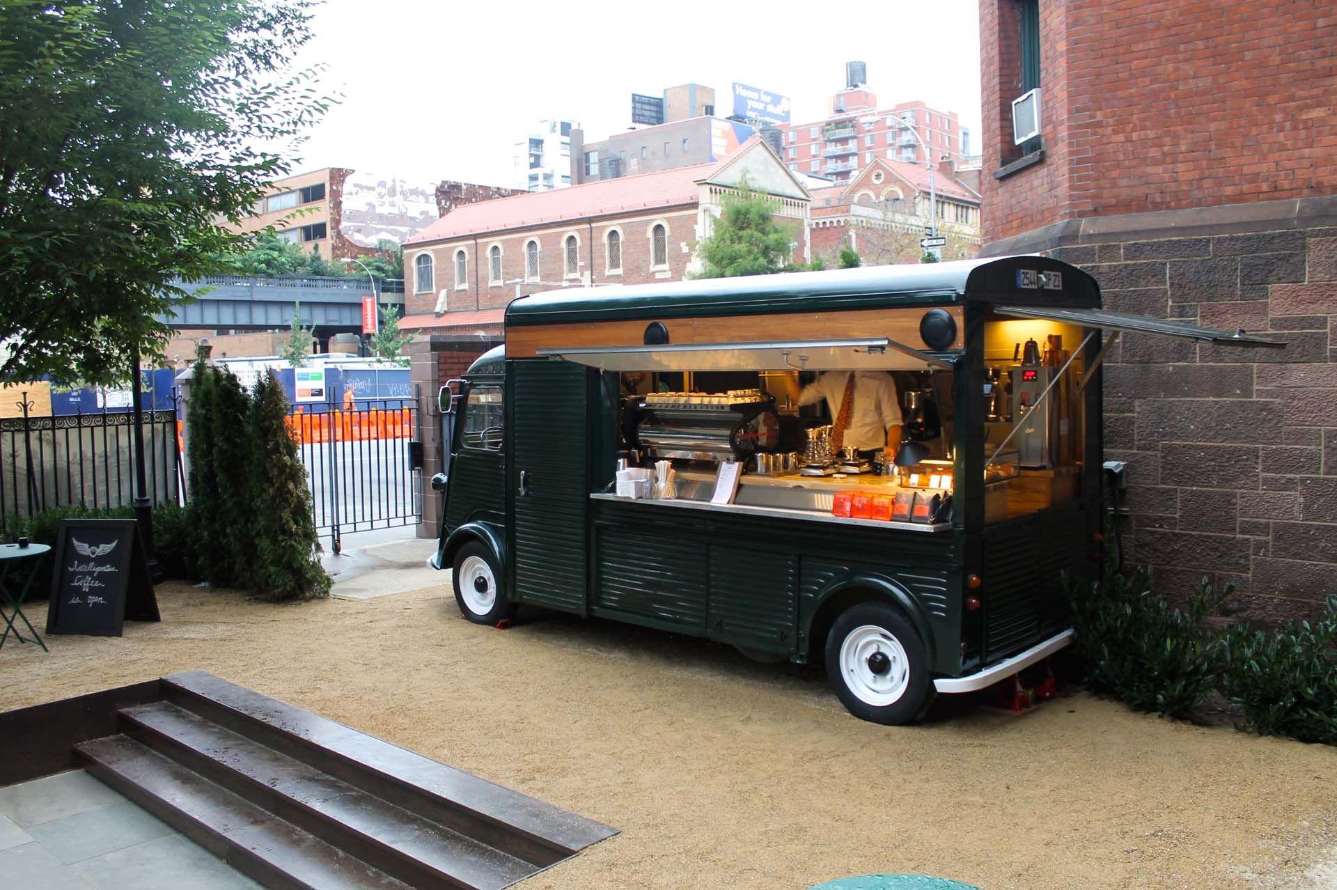 Cool and crazy food trucks coffee truck coffee food