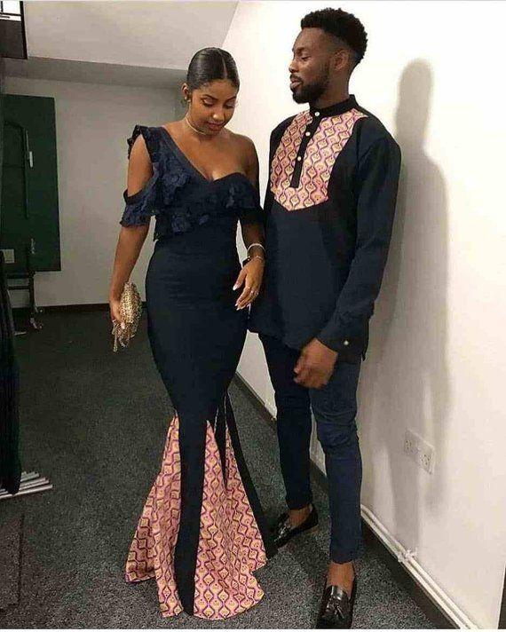 96bdd0799b5 African couple dashiki