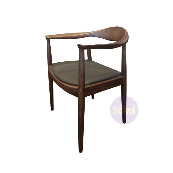 Looking For Dining Chairs? Check Out Sokolu0027s Stunning, Comfortable And  Stylish Replica Hans Wegner U0027Roundu0027 Wenge Dining Chair.