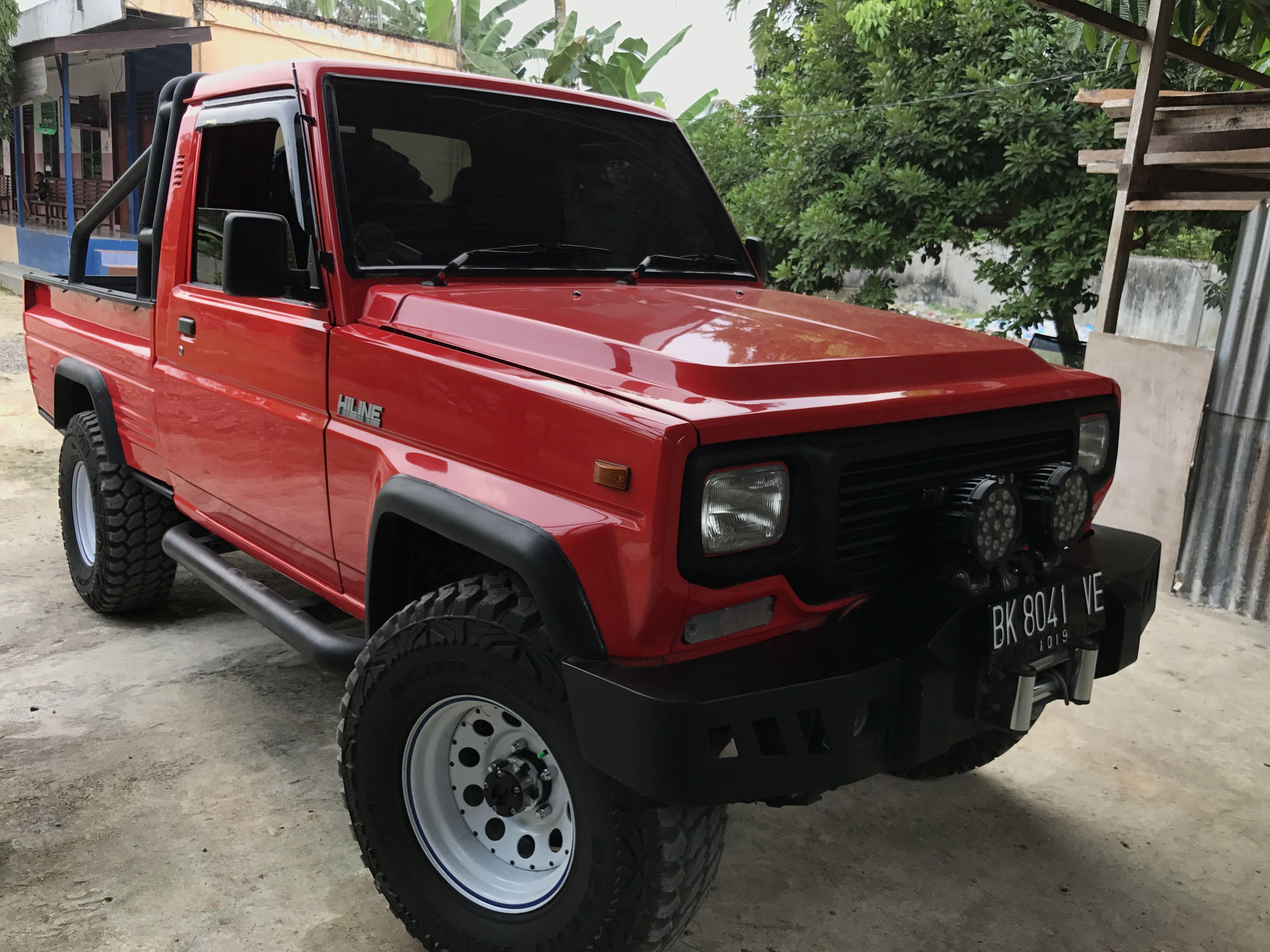 Daihatsu Daihatsuhiline Daihastuhilinepickup Pickup Tafthiline