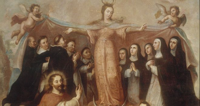 Miguel_Cabrera_-_Allegory_of_the_Virgin_Patroness_of_the_Dominicans_-_Google_Art_Project (1)