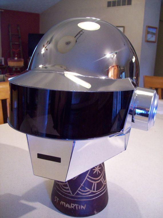 Daft Punk Helmet Daft Punk Punk And Skrillex