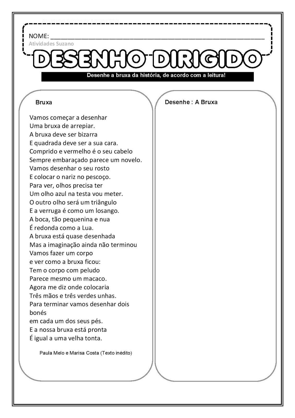 No Blog Atividades Pedagogicas Suzano Voce Encontra Diversas