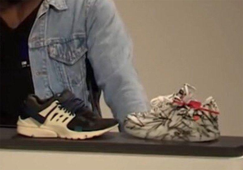 Nike VaporMax Plus Triple White Sneaker Bar Detroit