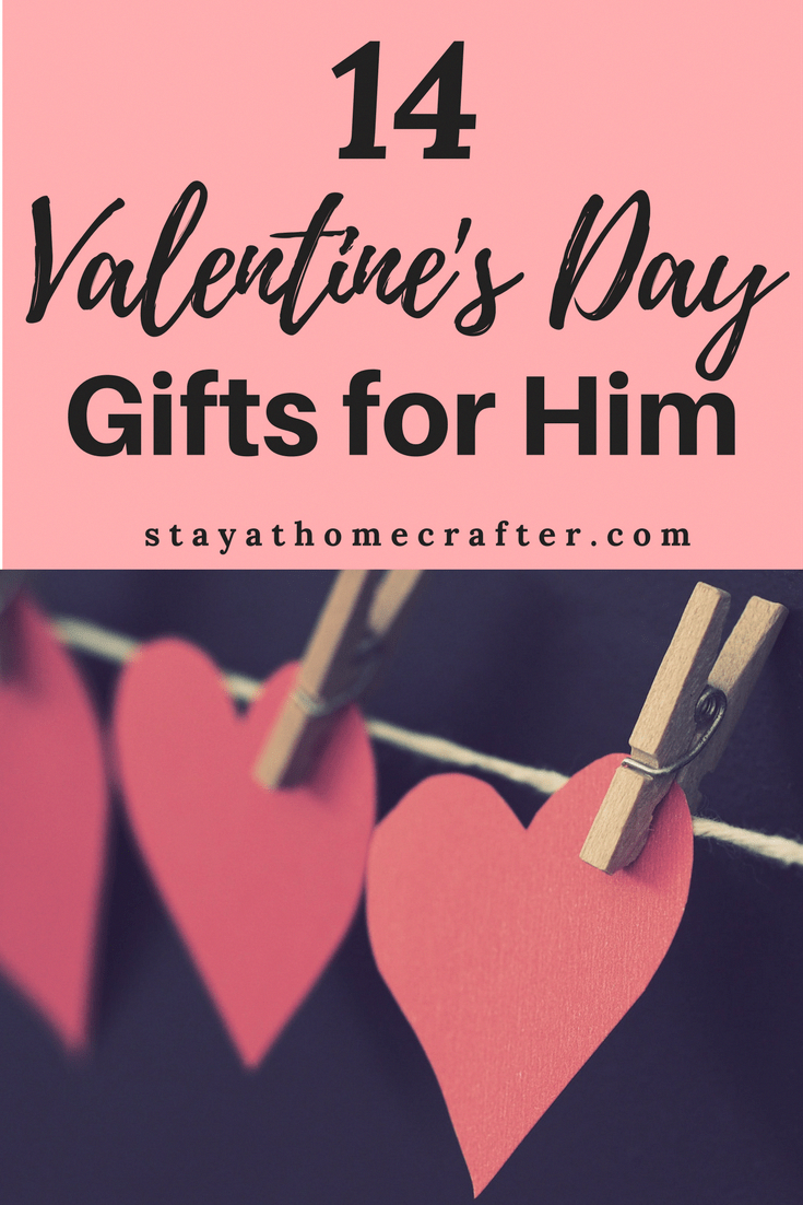 56e9bfc06e9e 14 Valentine s Day Gift Ideas for Him. Lots of great unique gift ideas for  him! Repin now for later!  giftsIdeasForHim