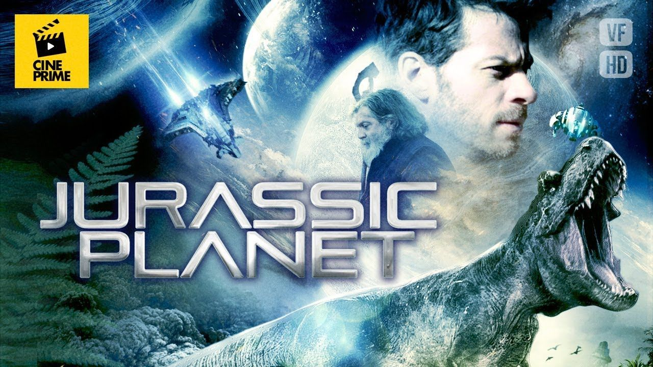 Jurassic Planet Frankie Ray Film Complet En Francais Dinosaures Full Movies Science Fiction Action Movies