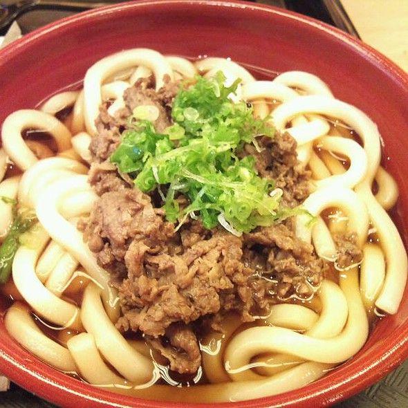 Beef Udon @ Katsura Grill