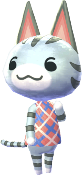 Lolly ラムネ Ramune Is A Cat Villager With A Normal Personality