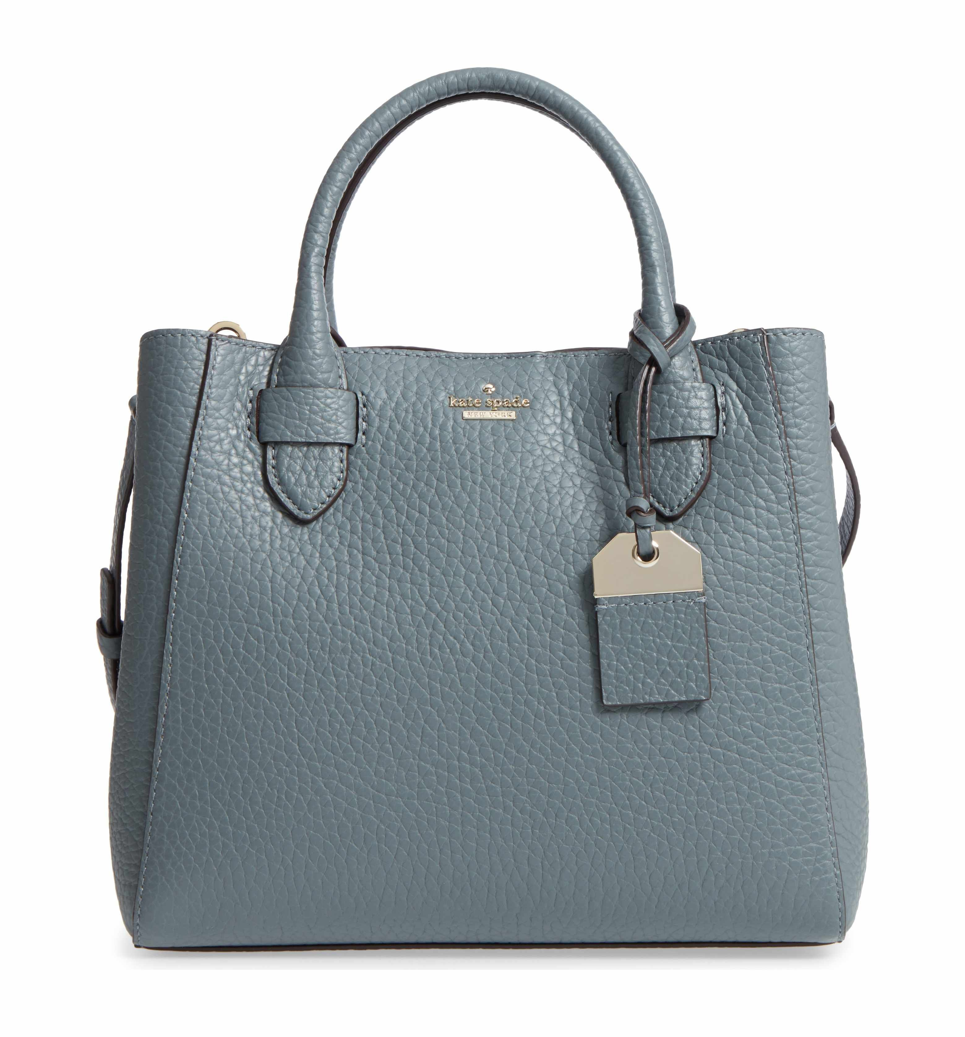 9b84163e3da3 Main Image - kate spade new york carter street - devlin leather satchel