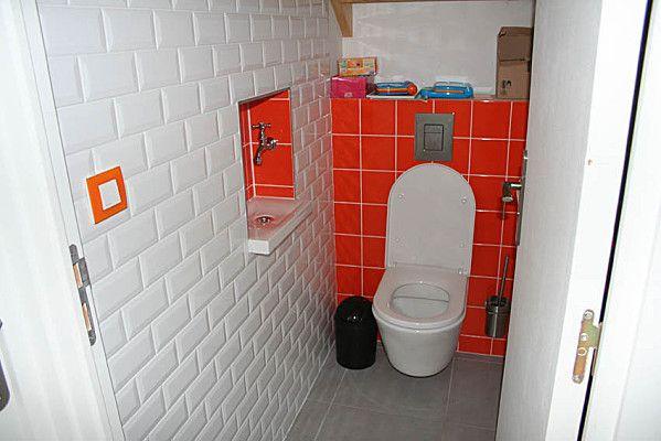 d coration wc carrelage metro salle de bain pinterest carrelage le pourquoi pas et. Black Bedroom Furniture Sets. Home Design Ideas