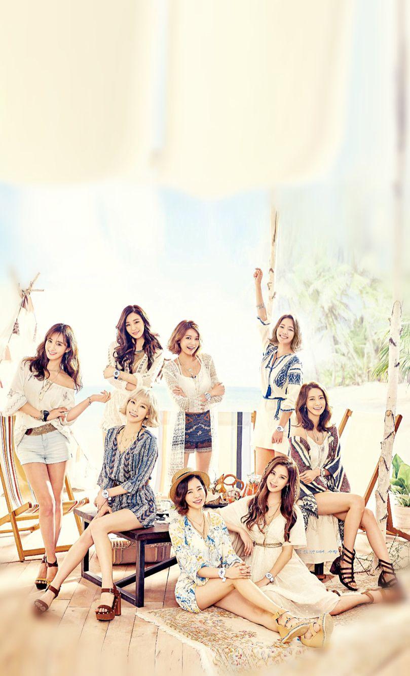 2016 Casio Baby G Snsd Girls Generation Iphone Wallpaper Girls Generation Anak Perempuan Snsd