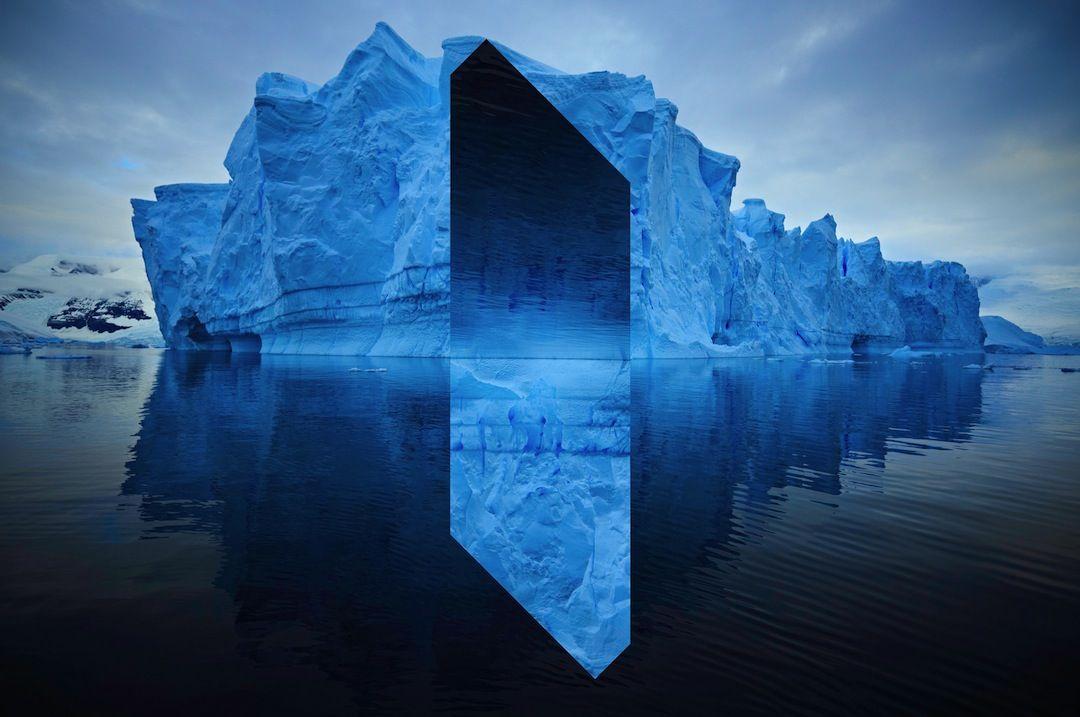 Reynald Drouhin - Landscape Monolith