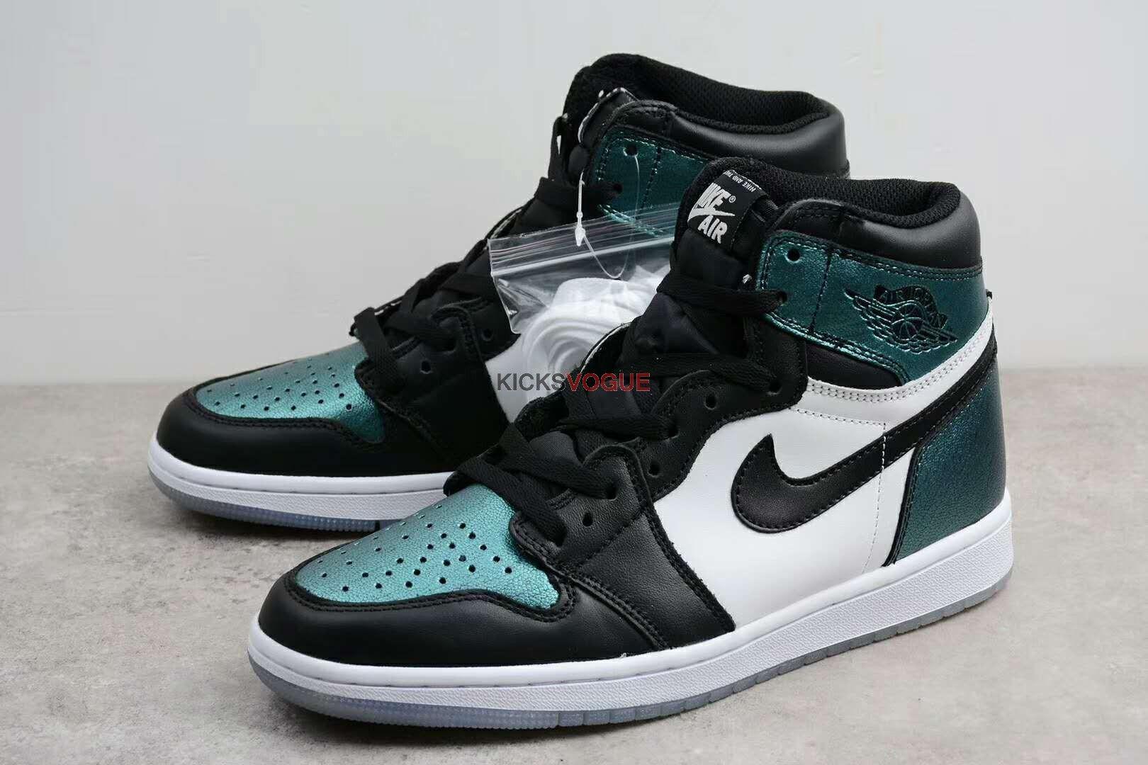new concept d536c 09f42 Air Jordan 1 RETRO HIGH OG All Star Chameleon Gotta Shine 907958-015