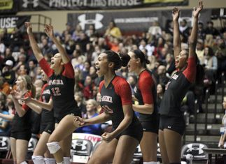 Future College Volleyball Stars Selected As Under Armour All Americans College Sports Future College Sports