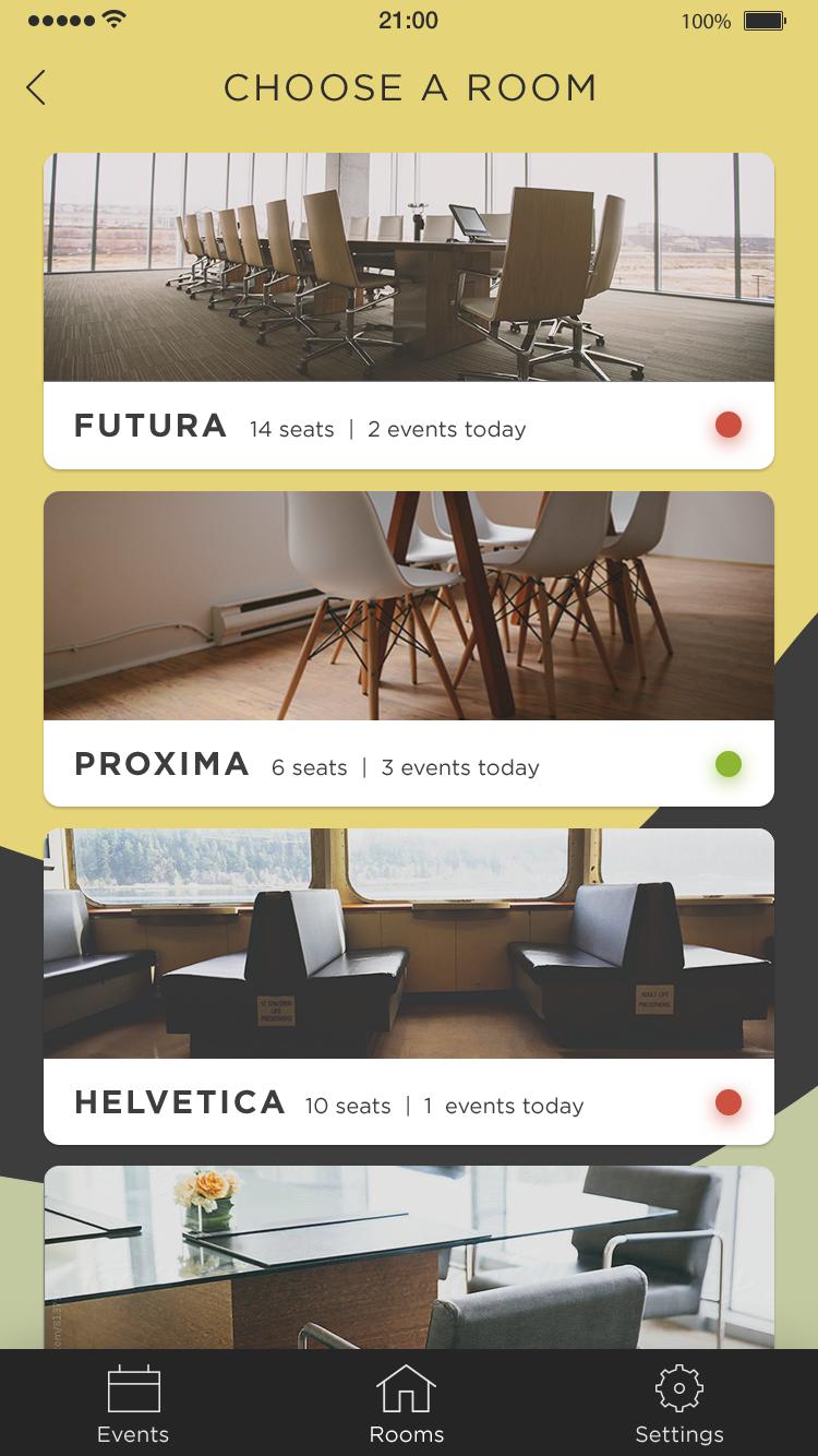 Room Booking App Mobile design Pinterest App Ui ux and Mobile ui