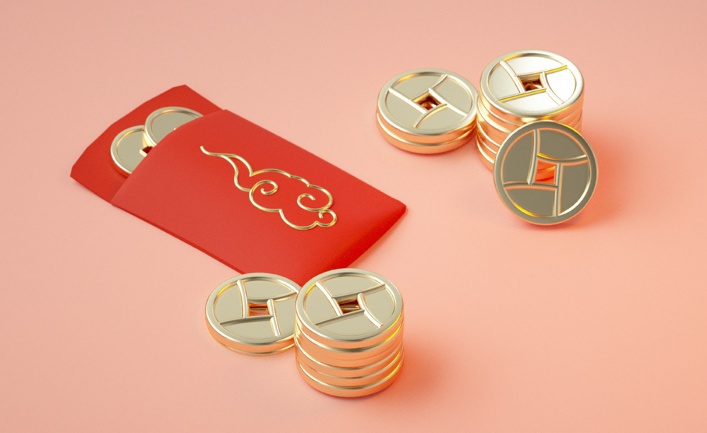 Apple Chinese New Year on Behance (With images)