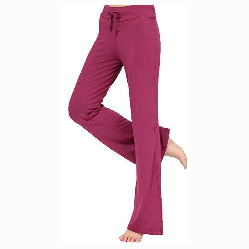 29fa0c8cf26cb High Waisted Baggy Yoga Trousers (Plus Size Collection). These baggy  trousers are both comfortable and breathable. They make the perfect pants  for sports