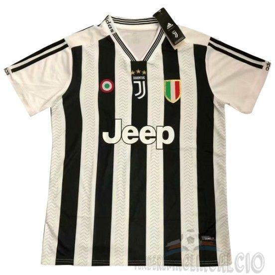 20d0c4daa Completi Calcio Poco Prezzo Adidas Concetto Maglia Juventus 2019 2020 Bianco  Nero