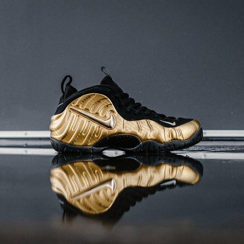 buy online 7c794 c2e36 Nike Air Foamposite Pro Metallic Gold | Footwear | Air ...