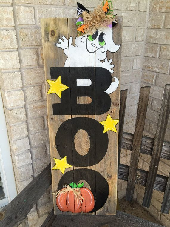 18 Truly Fascinating Diy Halloween Decorations Made Of Reclaimed