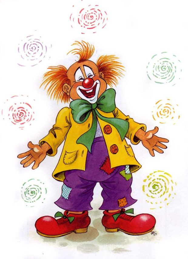 clownsquenalbertini circus clown clowns pinterest
