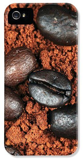 Java Grinds iPhone and Galaxay Case by John Rizzuto