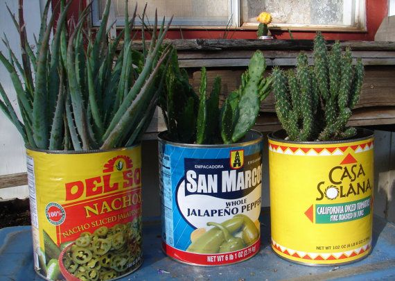 Hey, I found this really awesome Etsy listing at https://www.etsy.com/listing/225264852/upcycled-repurposed-mexican-chili-cans