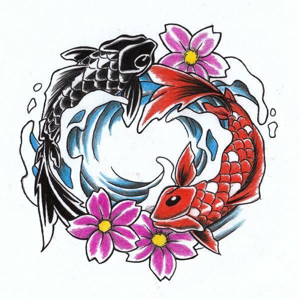 Los peces Koi son muy importantes en las leyendas japoneses porque ...