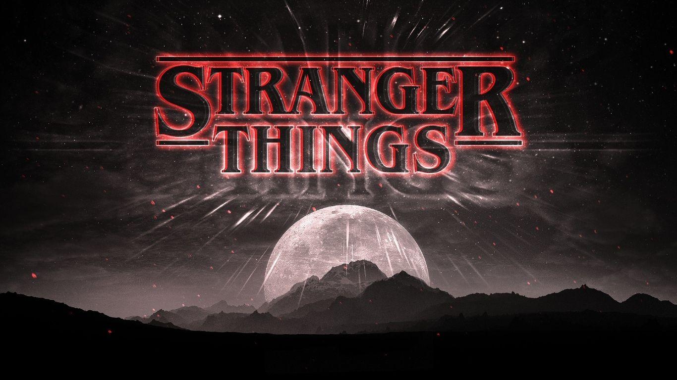stranger things computer wallpaper Stranger things