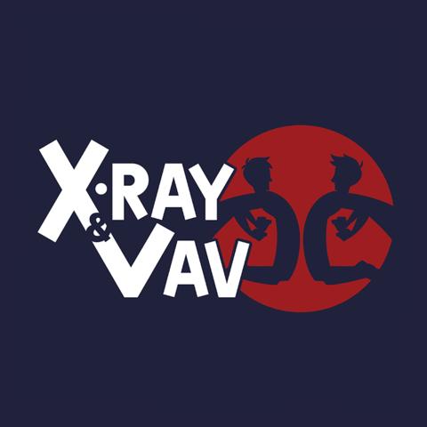 X Ray Vav Logo X Ray Vav Logo Shirts